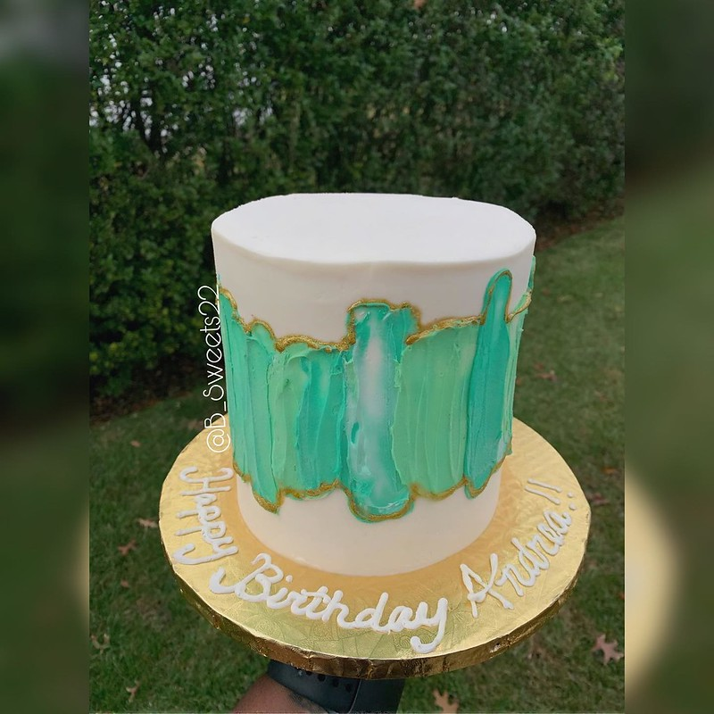 Cake by Britt's Creative Sweets