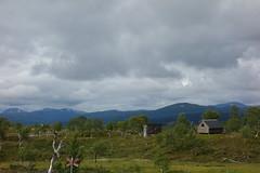 Rödfjäll cabin