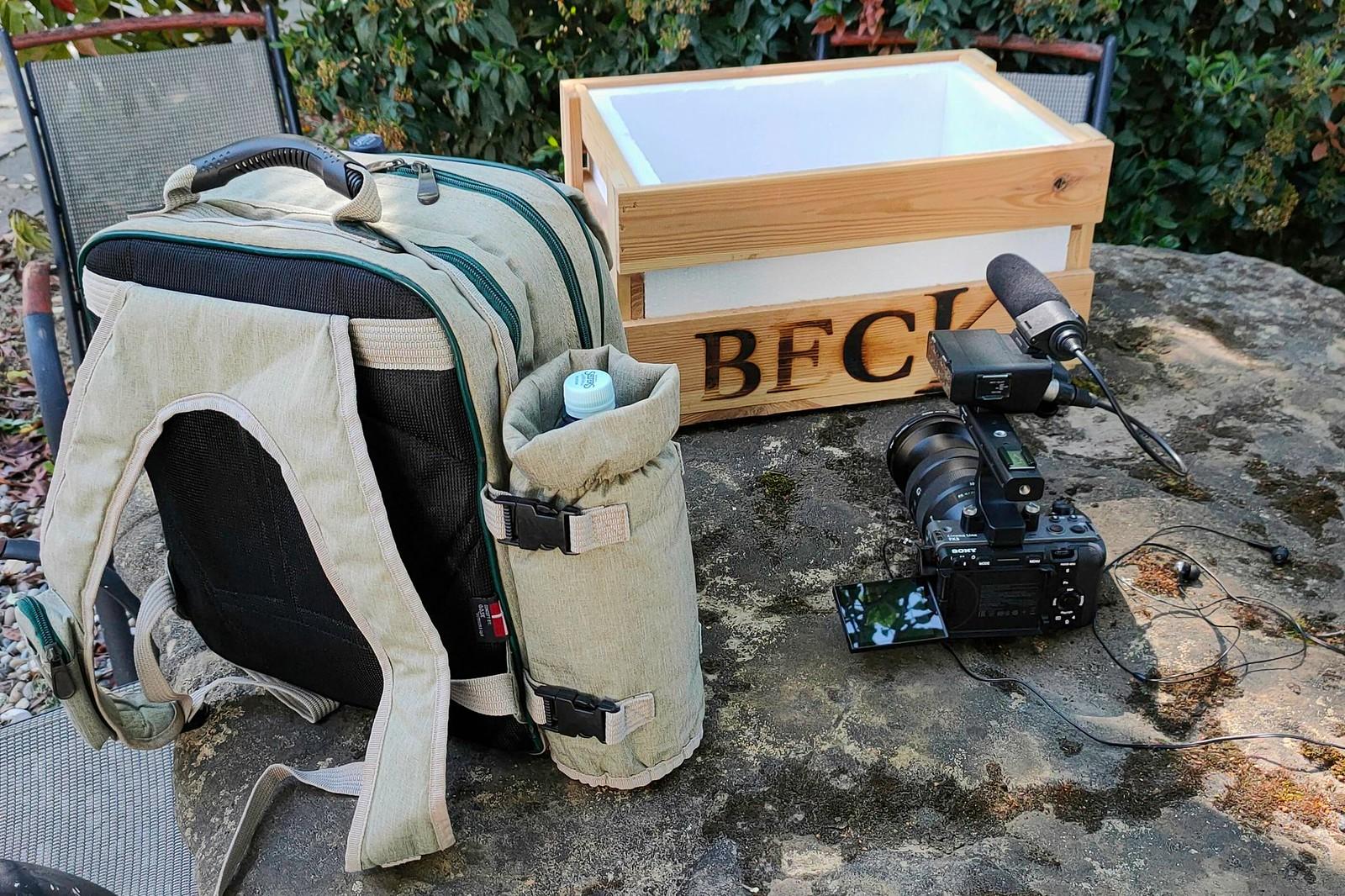 Beck in a Box - Picknick auf der Hiwweltour Stadecker Warte vom Weingut Beck (Hedesheimer Hof)