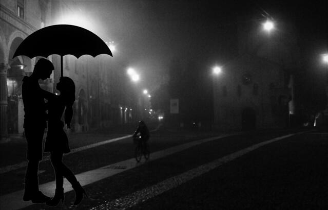 romantic night on the town