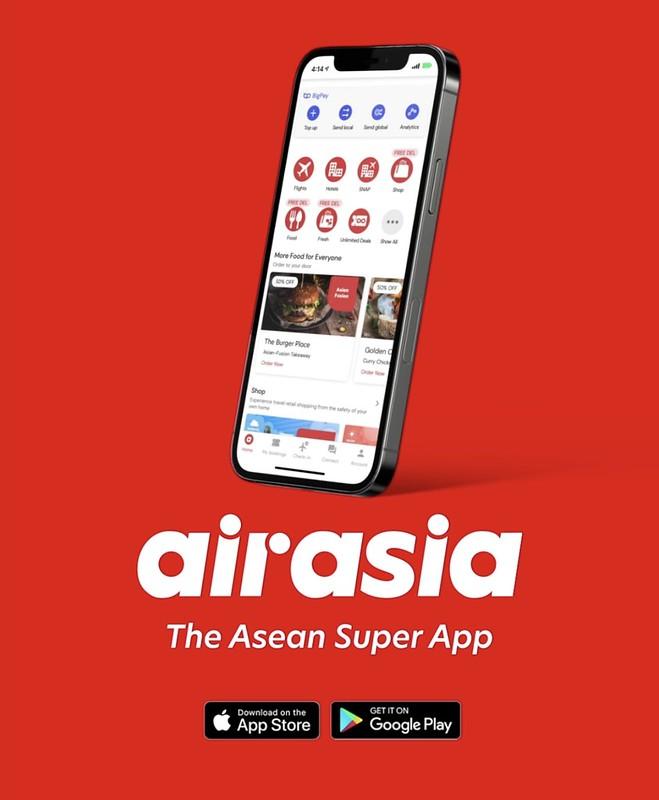 AirAsia GCASH
