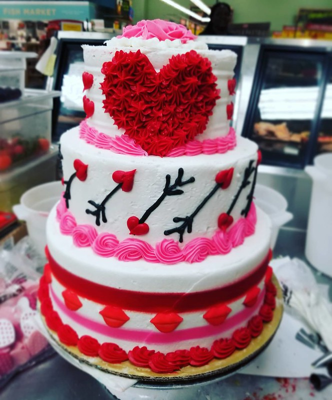 Cake by Athena's Cakes