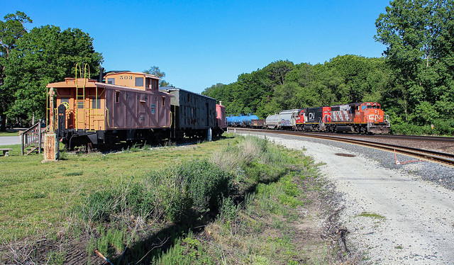 CN 5286 @ Griffith, IN