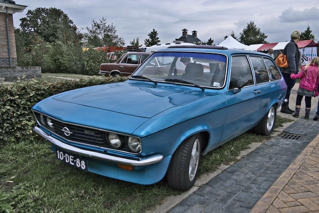 Opel Ascona Voyage 1974 (3695)