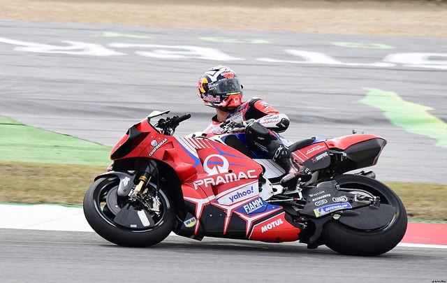 Ducati / Johann ZARCO / FRA / Pramac Racing