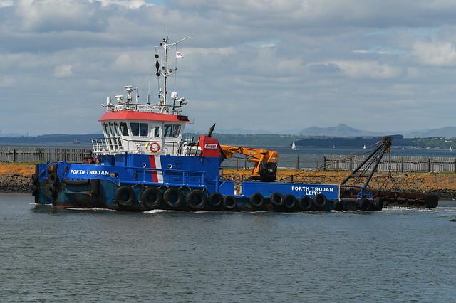 Forth Trojan - Port Edgar - 06-06-21