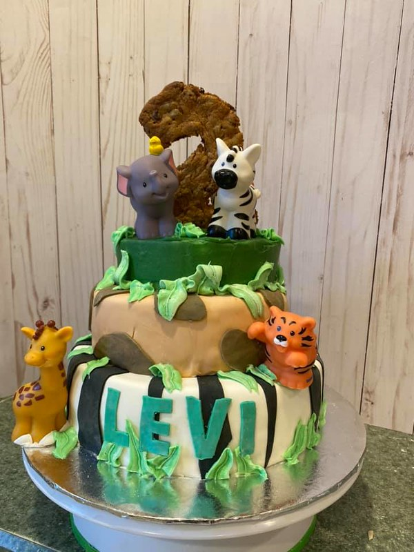 Cake from Specialty Cakes by Mama Markel