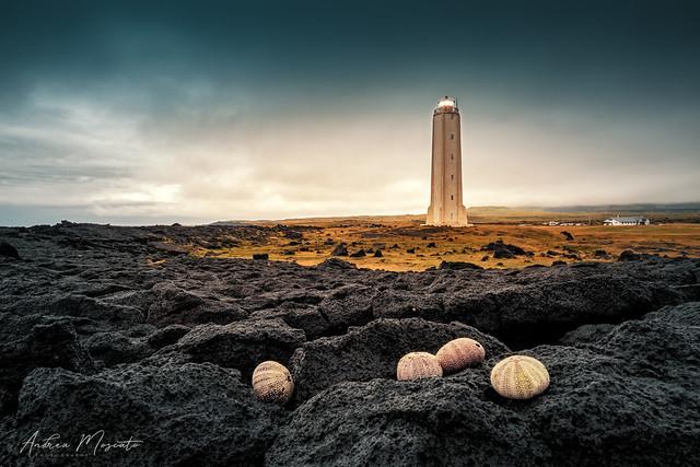 Malarrif Lighthouse (Iceland)