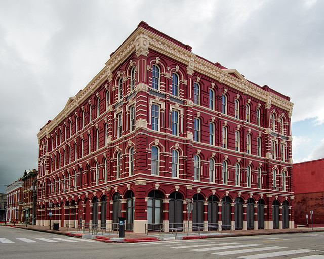 The Stewart Building - 1882 (Explored)