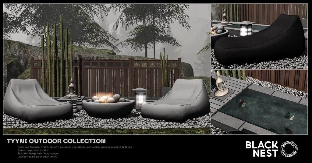 BLACK NEST | Tyyni Outdoor Collection | Collabor88