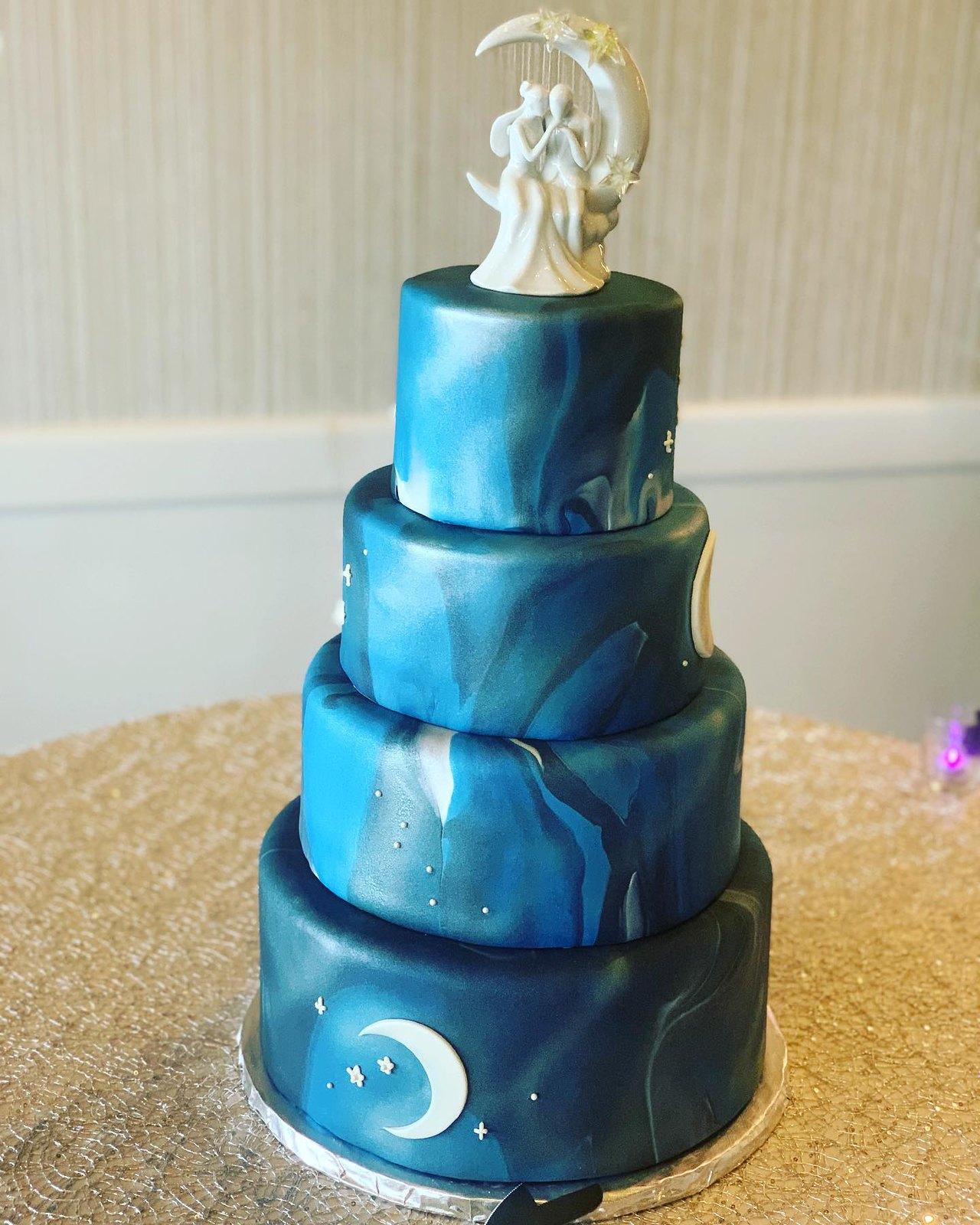 Cake by Sugar Bake Shoppe
