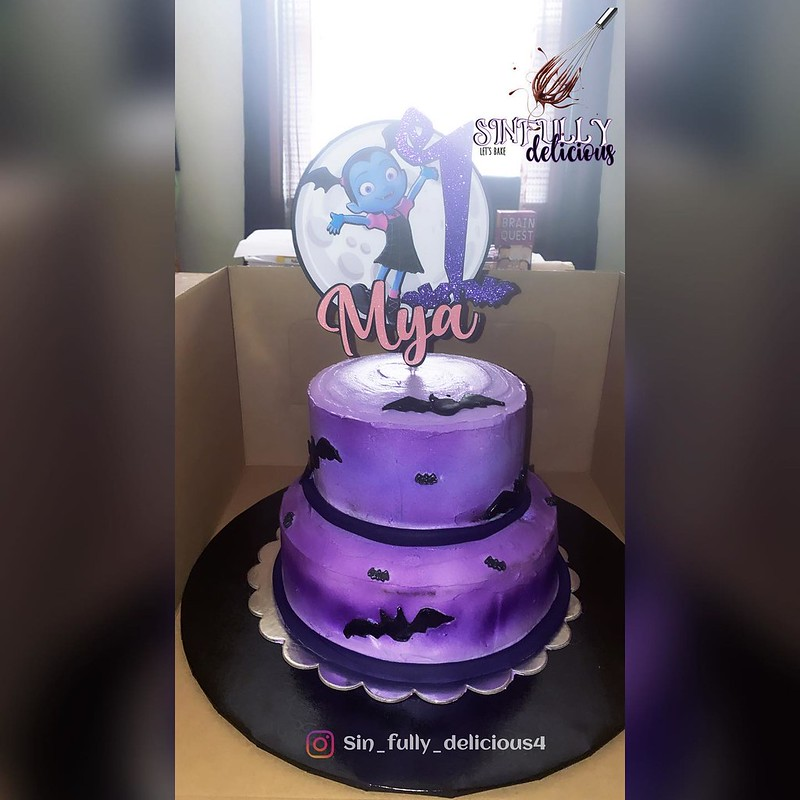 Cake by Sin Fully Delicious Cupcakes