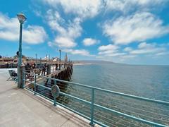 norland d. cruz travel photography: the redondo beach pier in southern california