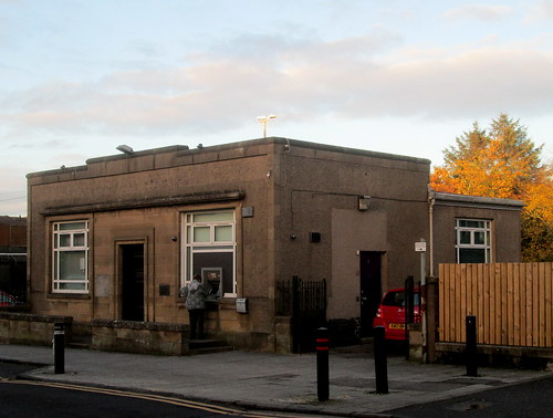 Art Deco Bank, Kelty