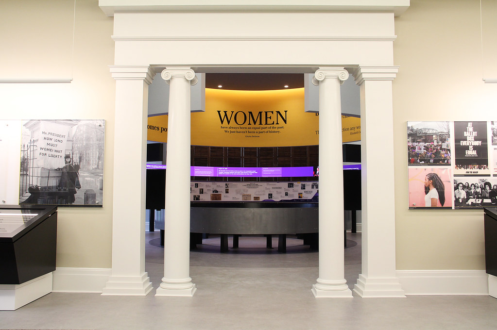 Votes for Women Room Exterior