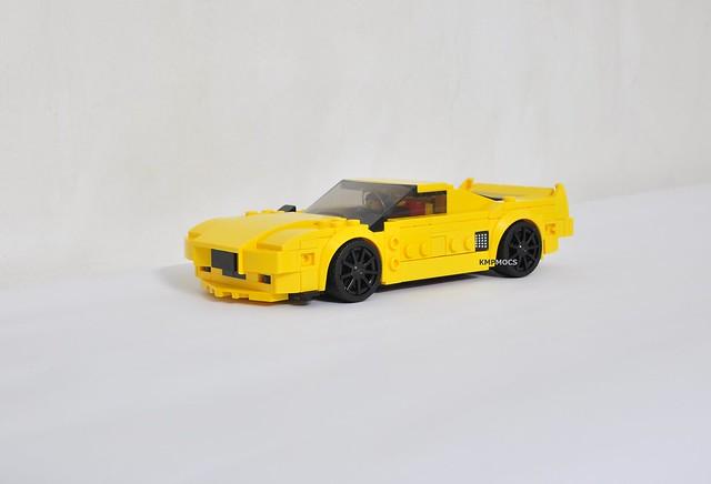 Alternate of Lego 76901 - Honda NSX