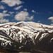 Осогово. Поглед към връх Руен.