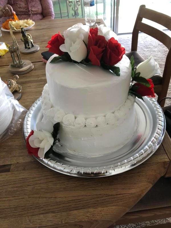 Cake by Maciel Cakes