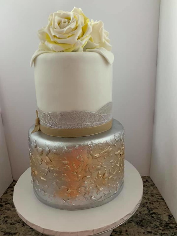 Cake by Ana Conde Pasteles