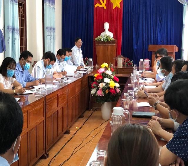 Công bố quyết định Thanh tra tại UBND huyện Kon Rẫy