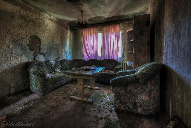 Das Urbex-Wohnzimmer