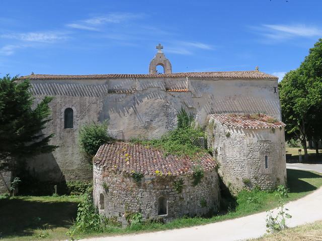 Quel est ce lieu??? Église Saint-Martin, île d'Aix (17)