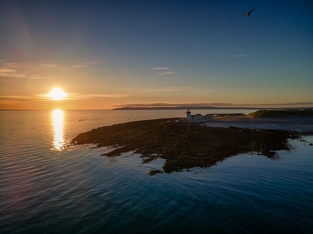 Straw Island Lighthouse