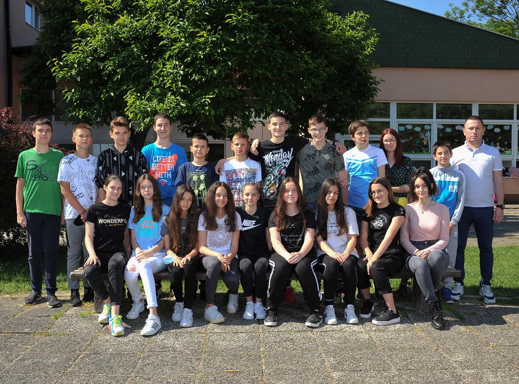 Sedmi razred