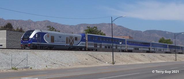 Train 777 - Amtrak 2115