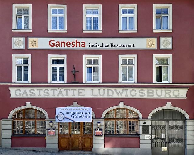 GASTSTÄTTE LUDWIGSBURG