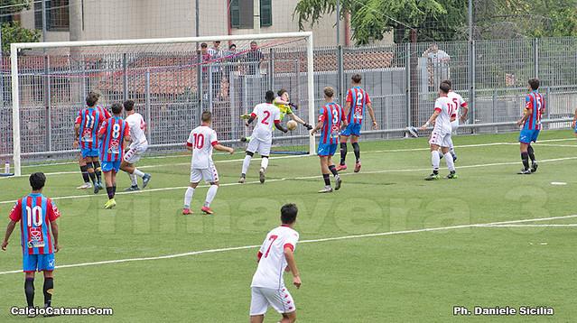 Primavera 3: Catania - Bari 0-3