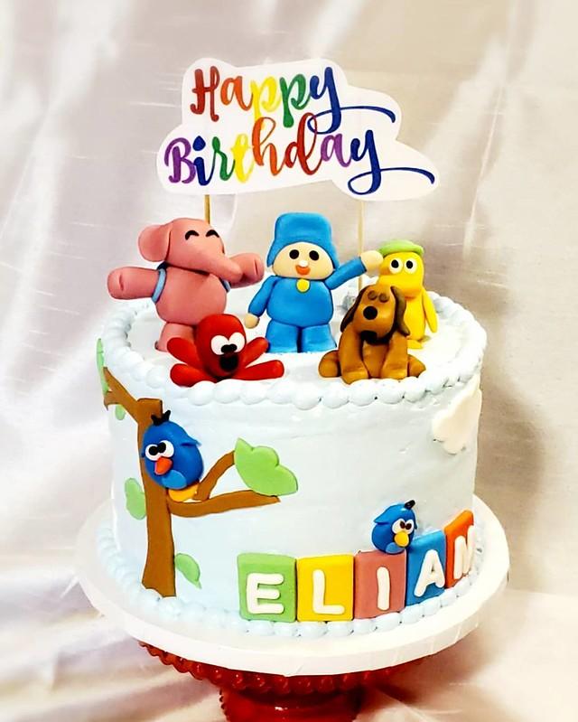 Cake by La Cocinitta