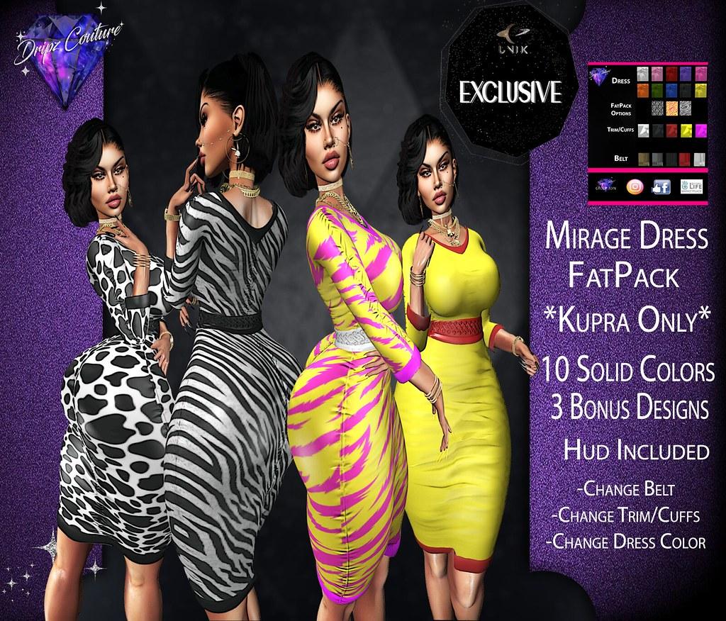 Dripz Couture Exclusive @ Unik Event