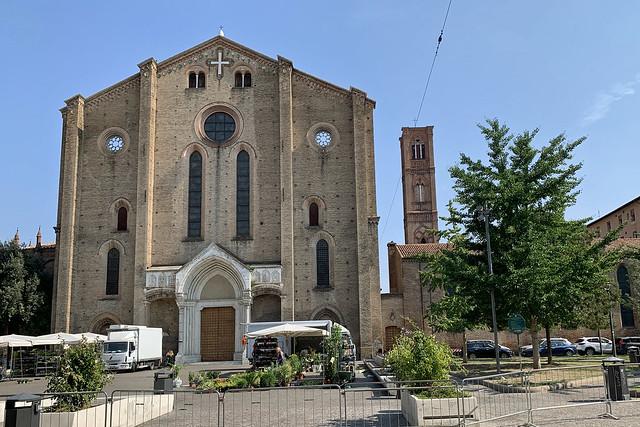 2020.09.15.009 BOLOGNE - Basilica di  San Francesco