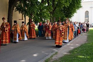 06.06.2021 | Божественная литургия в Софийском соборе