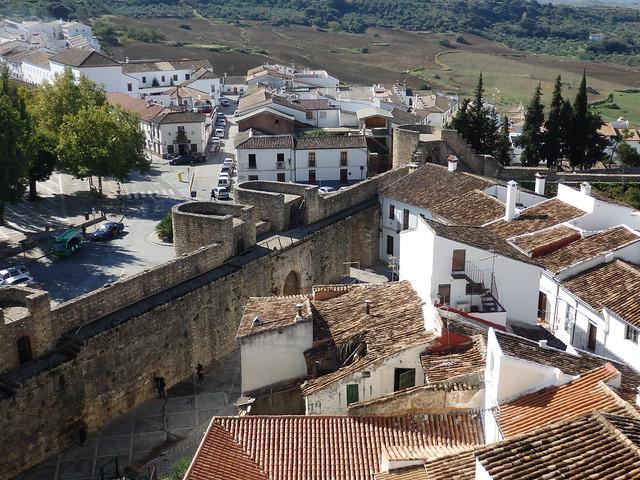 Ronda - Murallas - Málaga