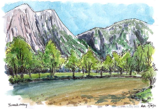 Yosemite Valley 053121