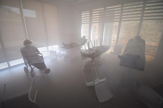 Simulacre d'incidents de múltiples víctimes i catàstrofes 2021