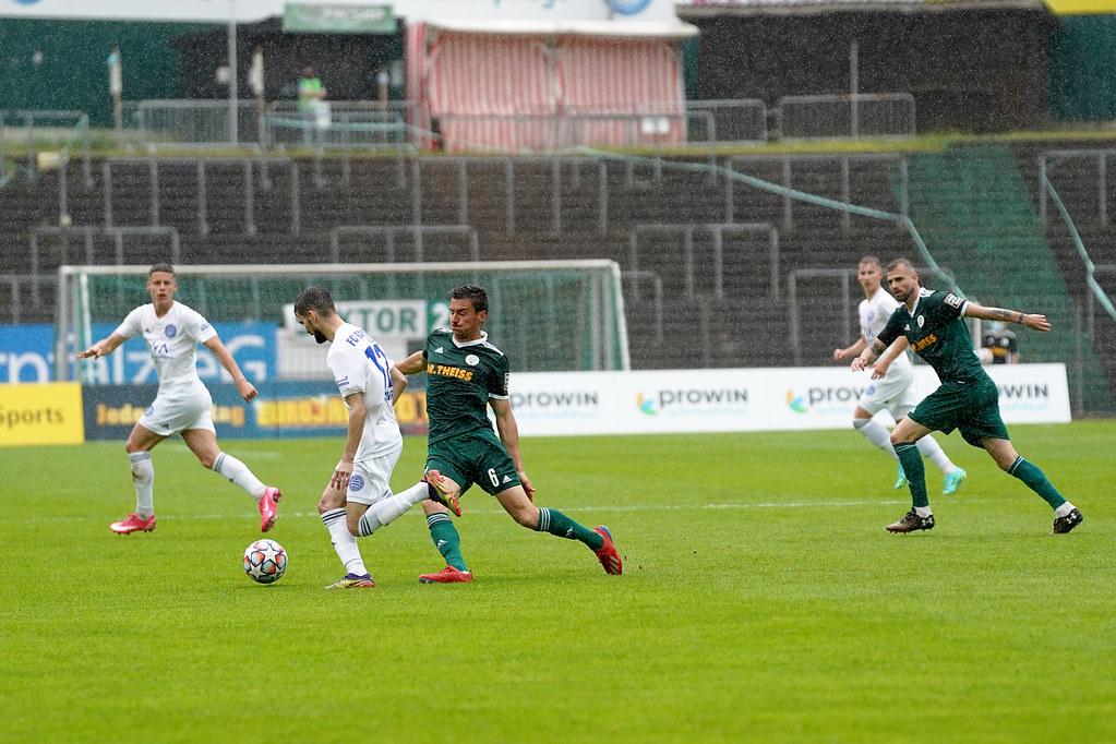 05.06.2021   Saison 2020/21   FC 08 Homburg   FC Bayern Alzenau