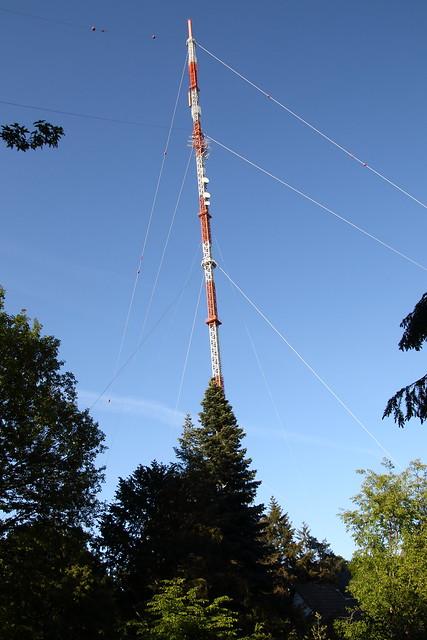 The radio mast (III)