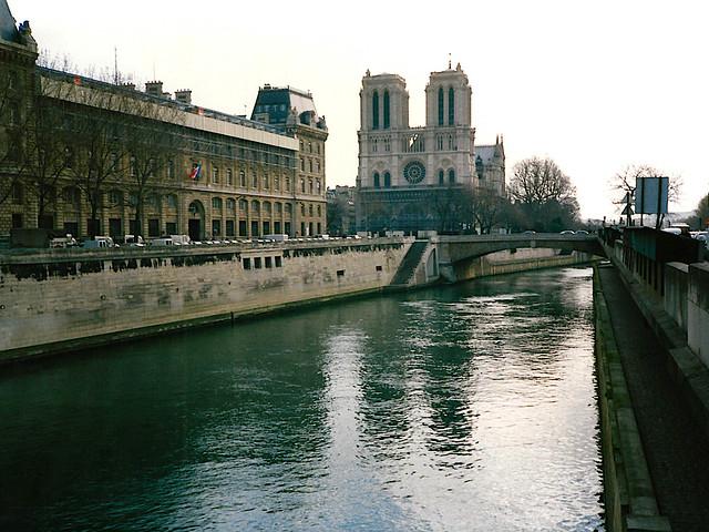 Notre Dame, Paris 1998 (Explore)