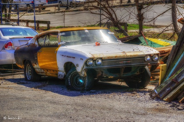 Chevelle in the City  (explored)