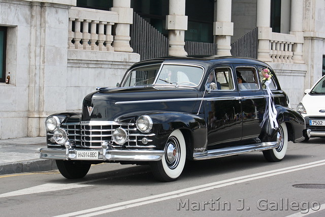 Cadillac Limousine 1941