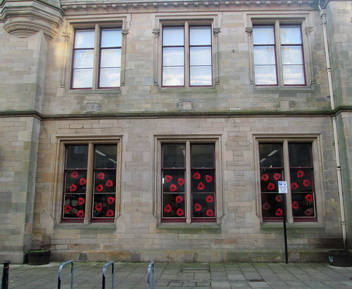 More Poppies, Dunfermline 2020