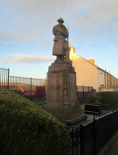 Kelty War Memorial