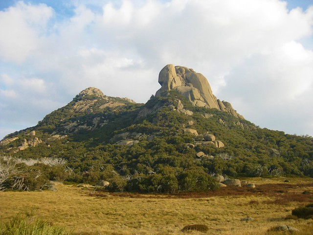 Cathedral Rock - Mount Buffalo National Park