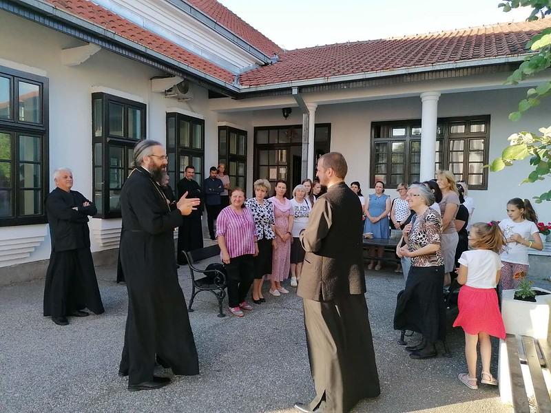 Episkop Siluan u Obrenovcu