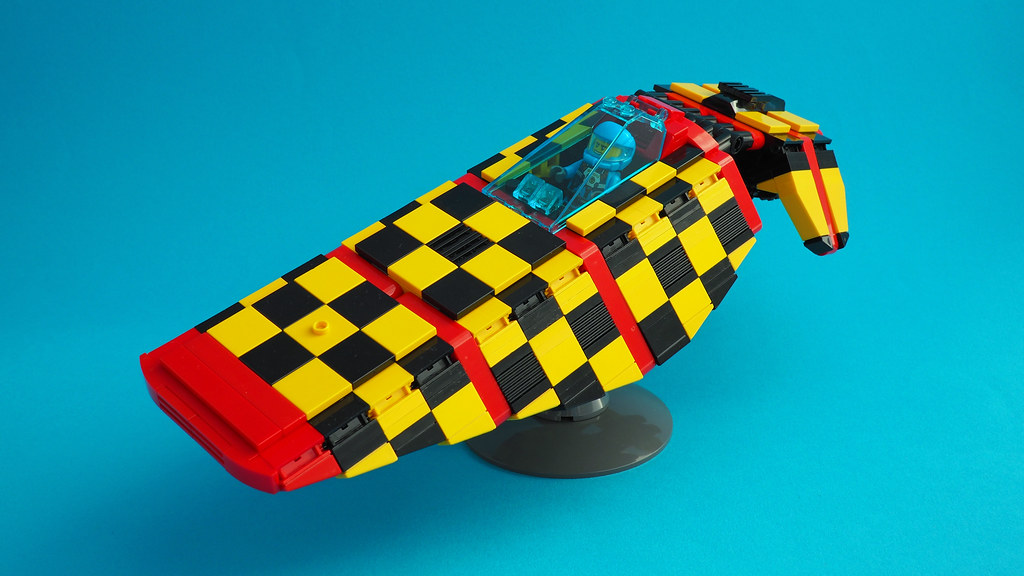 LG Systems Wipeout Racer