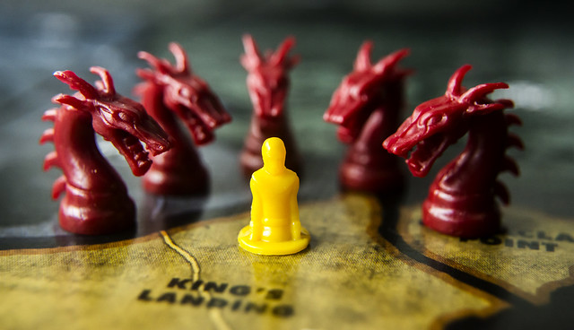 Macro Mondays - Board Game pieces