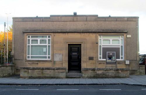 Kelty, Art Deco Bank